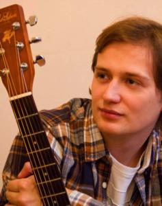 Павел Юркин, актёр, композитор. Источник фото: https://www.facebook.com/profile.php?id=100007836161120&sk