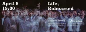 Премьера спектакля «Life. Rehearsed» («Жизнь. Прогон») состоялась 26 февраля, но было решено сыграть его еще раз – 9 апреля. На втором показе зрительный зал тоже был полон. Источник фото: http://themidastheatre.com/ru/