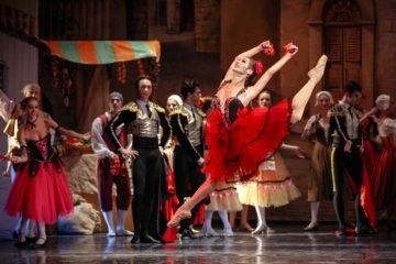 Дон Кихот – бессменный участник Летних балетных сезонов