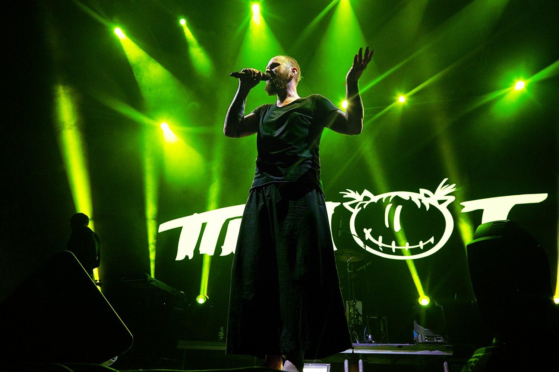«Пилот» на сцене, фото: Ксения Плясункова